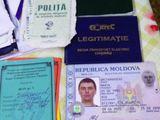 найдены документы на имя Gritarovschi Marin