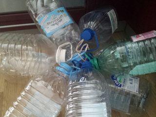 бутыля пластик на 5, 6 литров