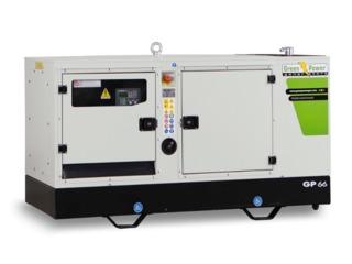 Generatoare генератор  profesionale la comanda greenpower