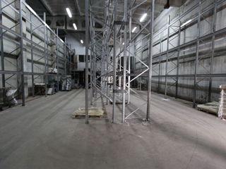 40лей складские помещения сдаютcя в аренду540m2