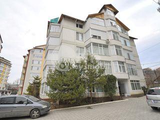Durlești, bloc nou, 2 dormitoare + living, euroreparație, 37900 €