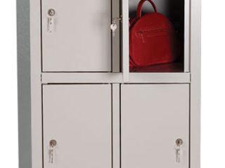 """Шкафы для камер хранения (локеры для сумок) """"Практик"""" серии Le"""