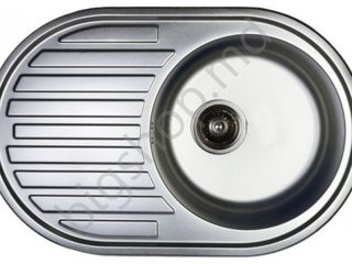 Chiuveta Haiba 77*50 L/R 0,8mm Decor