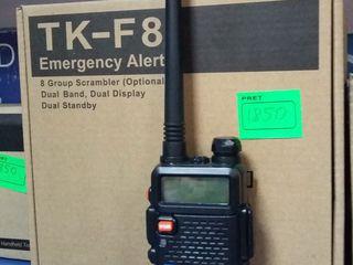 Рации большой дальности Kenwood TH-F8,Puxing PX-2R,Baofeng-5RE.