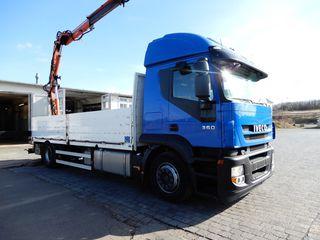 Iveco AS190 S36-Kran12m