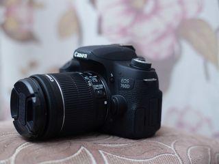 Canon 760D (3000 de cadre)