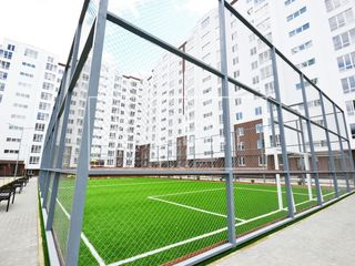 Se vinde, apartament 4 odăi, Buiucani, str. L.Deleanu, str. Nicolae Costin, € 780/m.p