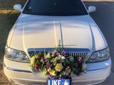 Лимузин американский миллионерах Lincoln Town Car с камнями Svarowski + подарок шампанское со льдом!
