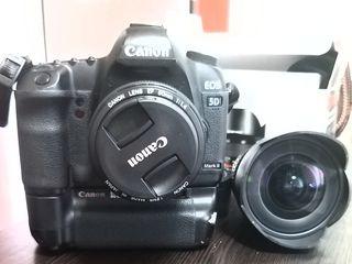 Vind fotoaparatul Canon EOS 5D Mark II