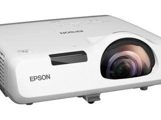 Высококачественный короткофокусный проектор для образования!