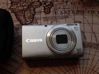 Фотоаппарат Canon PowerShot A4000 IS - 1000 лей.