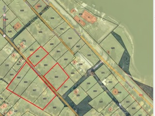 6 loturi de teren pentru constructii in Danceni