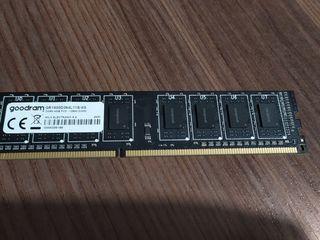 DDR3 4GB 1600MHz CL11 PC12800 Goodram новая, гарантия, доставка