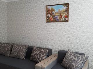 Сдается 1- однокомнатная квартира в центре Кишинева.Евроремонт. Собственник.Без агентсв и комиссий.