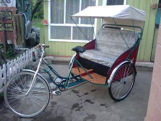 Велорикши