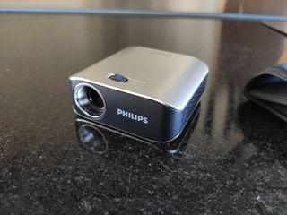 LED Proiector de buzunar Philips PPX2055
