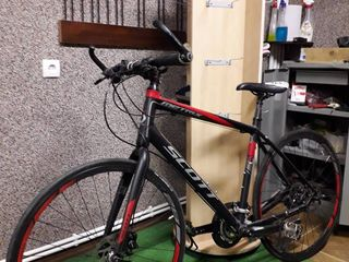 Bicicleta Scott in stare excelenta. pret negociabil.