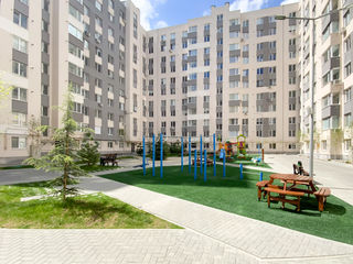 Apartament Exclusiv, 3 camere + salon cu Bucatarie, Design Proiect valabil