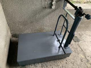 Cintar industrial 500 kg.