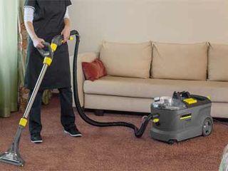 Chirie aspirator profesional: covoare, canapele, saltele, salon auto, curatenie dupa reparatie