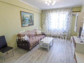 Apartament spațios în chirie, sect. Buiucani, 1 cameră, 270 euro!