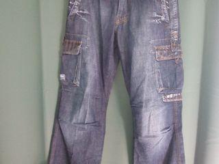 Рабочие модные джинсы Tom Tailor