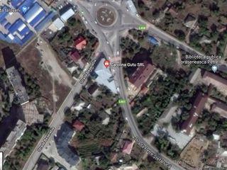 Teren pentru construcție, Ialoveni, Centru, 7,35ari, La traseu și comunicații