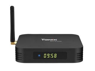 Tanix TX6 Smart TV приставка - Без тормозов и глюков