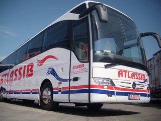 Transport pasageri Moldova - Spania, Franta, Italia, Anglia, Germania, Portugalia, Corsica, Belgia