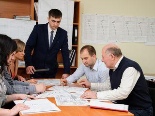 Проектирование зданий, сооружений и инженерных коммуникаций