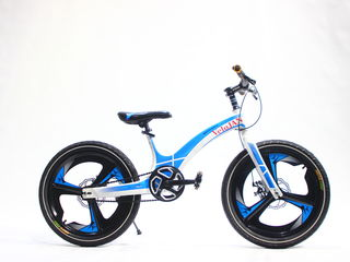 new -Biciclete Din Auminiu Cu Design UNIC.Virsta 6-9 Ani
