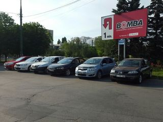 Skoda, opel,renault ,logan,ford,mishubishi,toyota,sedan,7 locuri,furgon,econom de la 13 euro
