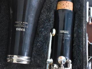 Clarinet Yamaha
