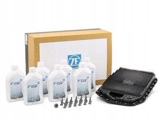 Комплекты ZF для замены масла в легковых и легких коммерческих автомобилях!!!