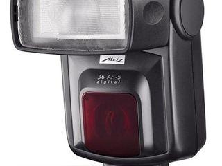 Вспышка Metz 36 AF-5 digital for Nikon