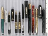 Cumpar stilouri tocuri pix ручки montblanc aurora st dupont cartier sheafer