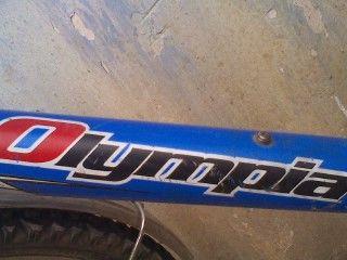 Bicicleta Olympia urgent
