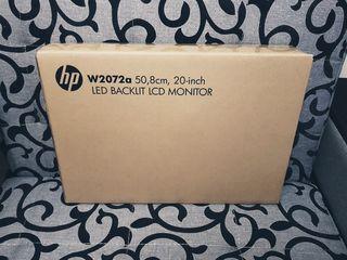 Новый - оригинальный -  ЖК монитор Hewlett-Packard W2072a