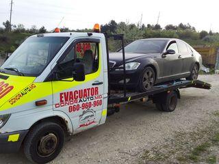 Servicii evacuari automobile - evacuarea masinilor, service mobil, tractari auto pe platforma