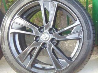 диски + шины Continental 225/45 R 18