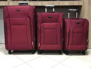 Польские чемоданы, доставка по всей Молдове быстро и недорого