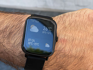 Смарт-часы Colmi P8 Black