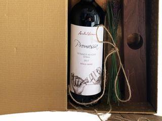 Vind 3 tone vin rosu