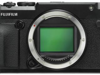 Aparat foto mirrorless FujiFilm GFX 50R body