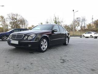 Prokat Mercedes 211 Diezel