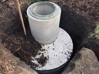 Копаем канализации под ключ