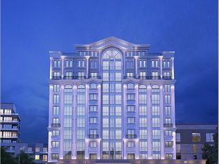 Ultimul apartament cu 3 odăi, Onisifor Ghibu 3, preț de la compania de construcție