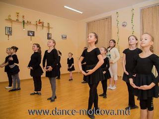 Dansuri de gala pentru copii botanica