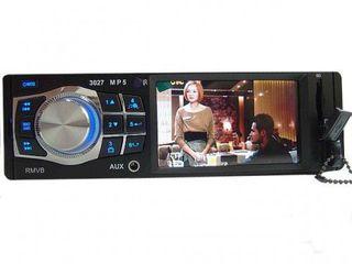 """Автомагнитола 3.6"""" video экран usb+sd+fm+aux"""