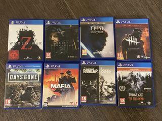 Игры для PS4 по отличной цене!)